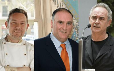 Los hermanos Adrià y José Andrés inaugurarán  en Nueva York un centro culinario en 2018.