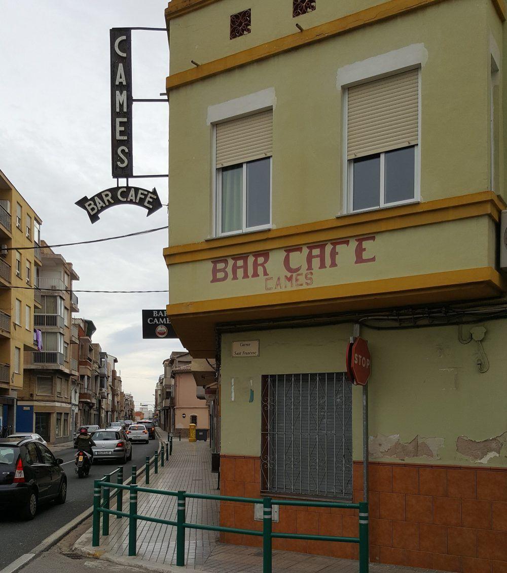 Restaurant Cames en Bellreguard