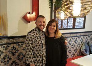 Edgar i Paula restaurant la Taska