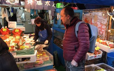 Jornadas de gastronomía japonesa al Gloriamar