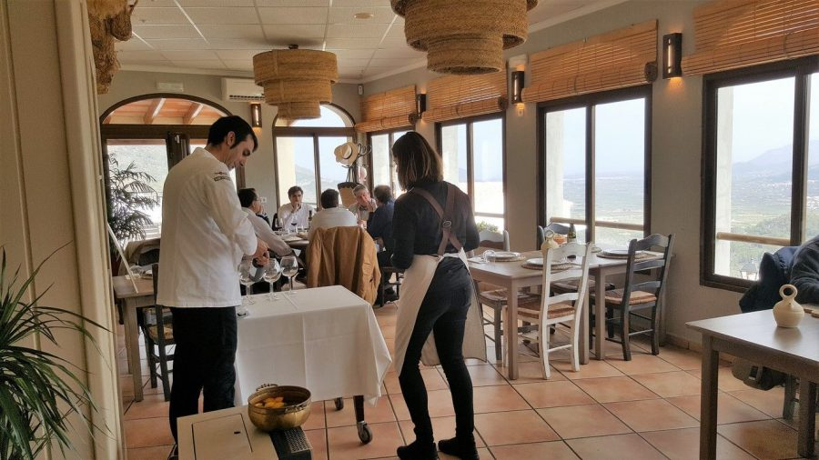 Restaurant Nou Cavall Verd