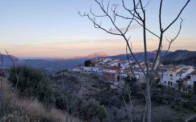 Nou Cavall Verd, la cocina de Evarist Miralles en la Vall de Laguar