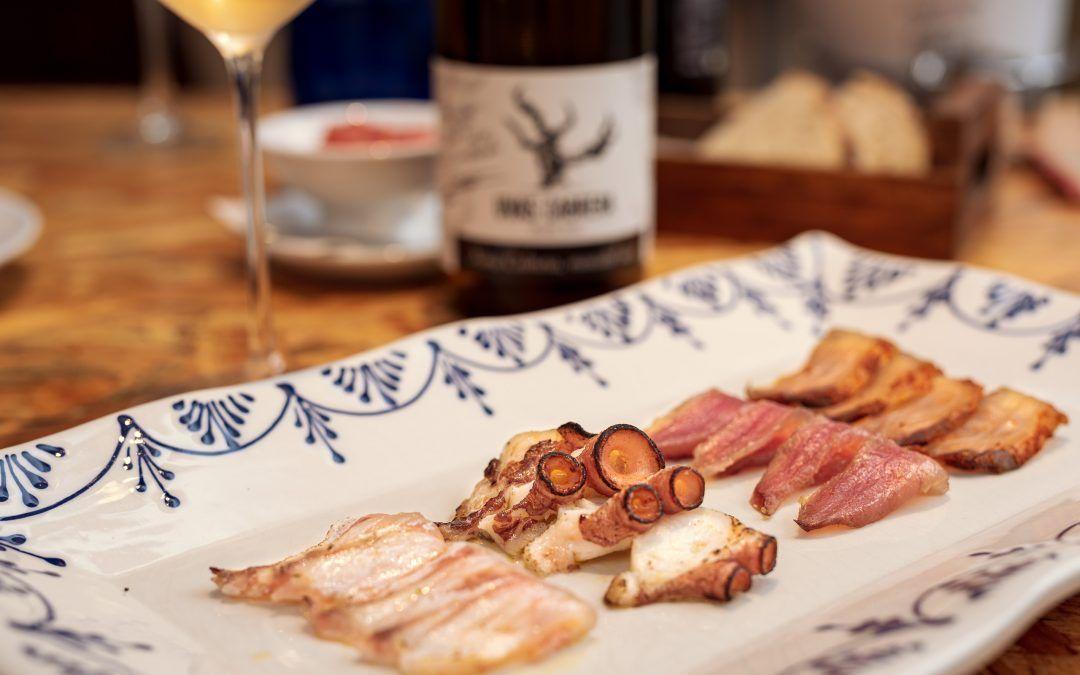 Restautant Miró Cuina, una de las cocinas más sublimes de la Marina Alta