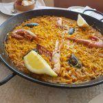 Volare, un restaurante apto para celíacos en Playa de Gandia.