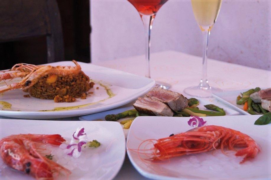 Super Fiesta de la gastronomía en Oliva. Restaurantes con jornadas gastronómicas.