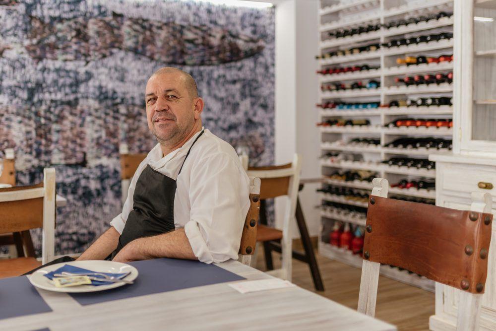 Amadeo Faus: Tengo más de lo que yo me esperaba tener en la vida.