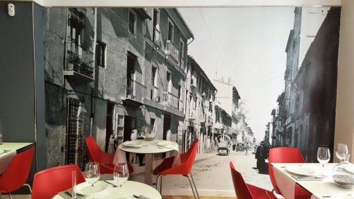 Saborearte restaurante en Gandia