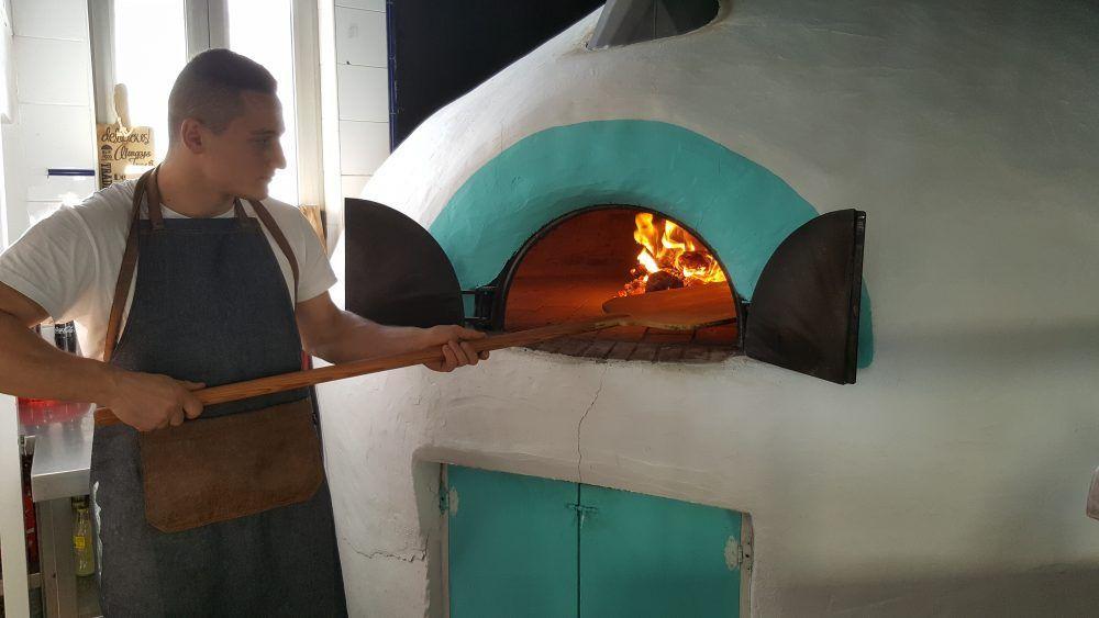 Pizzería Playa de Oliva