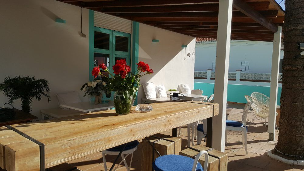 Restaurantes en la playa de oliva