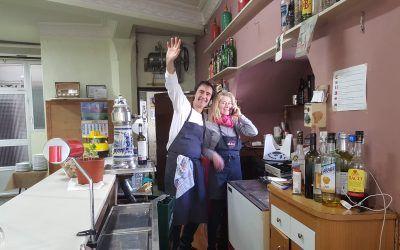 Café Bar Cames, cocina libre, «cuina del territori»
