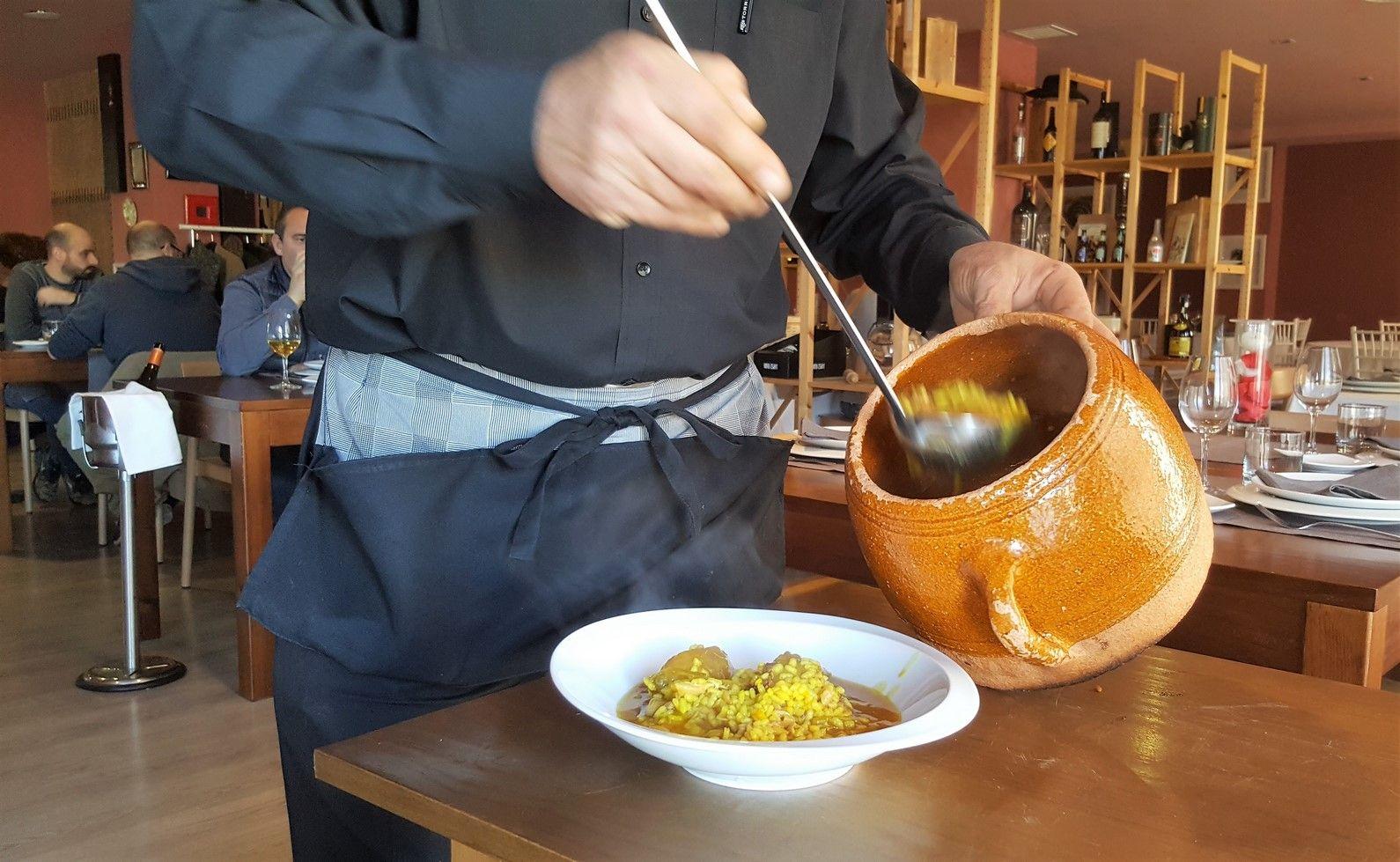 Ca Fran restaurantes en Oliva ciudad