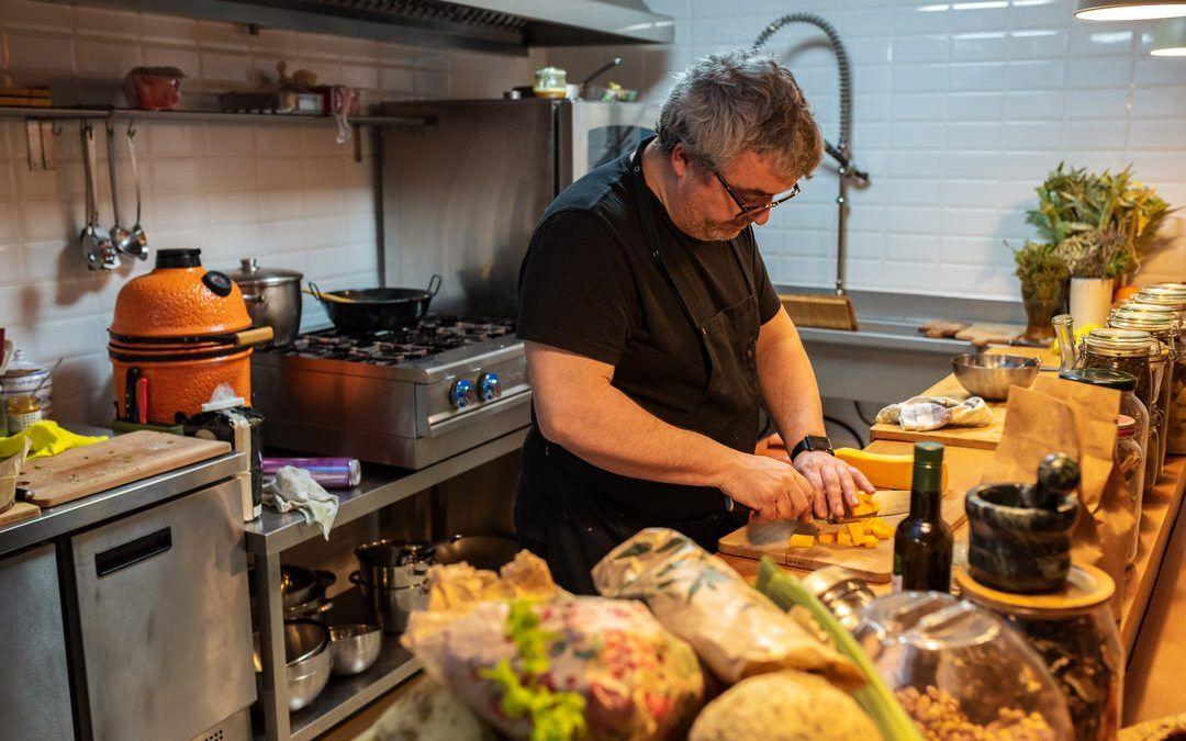 Fusta orgànic, realmente un restaurante que cocina con productos de proximidad.
