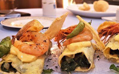 Restaurant Casa Cantó en Benissa, desde la década de los 60 del siglo pasado dando de comer bien.