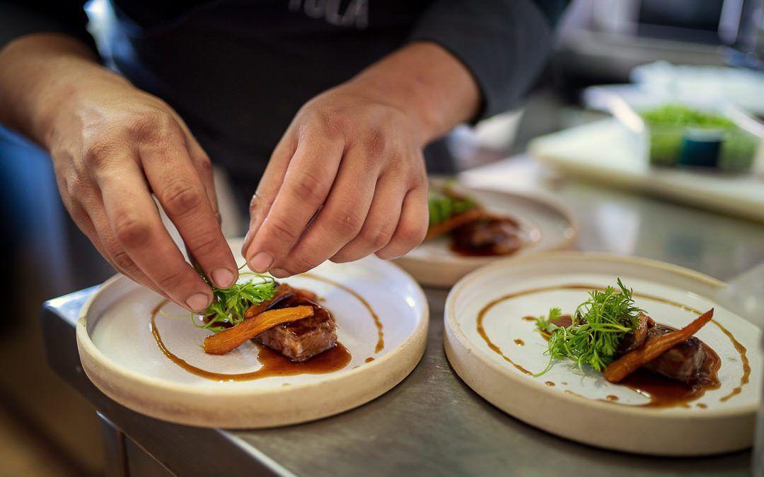 Tula, cocina fresca y actual. Inovación con conocimiento.