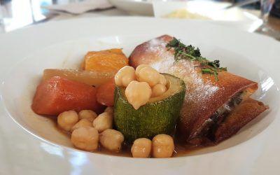 La Cambra d'Inés, un restaurante que es como los viejos vinos, se disfrutan con tranquilidad..
