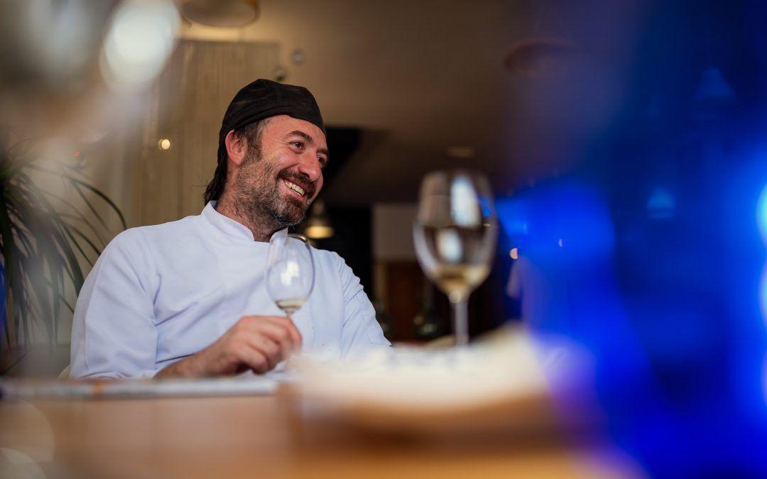 Miró cuina, en Vall de Gallinera, una mirada sensible e inteligente al producto del mar.