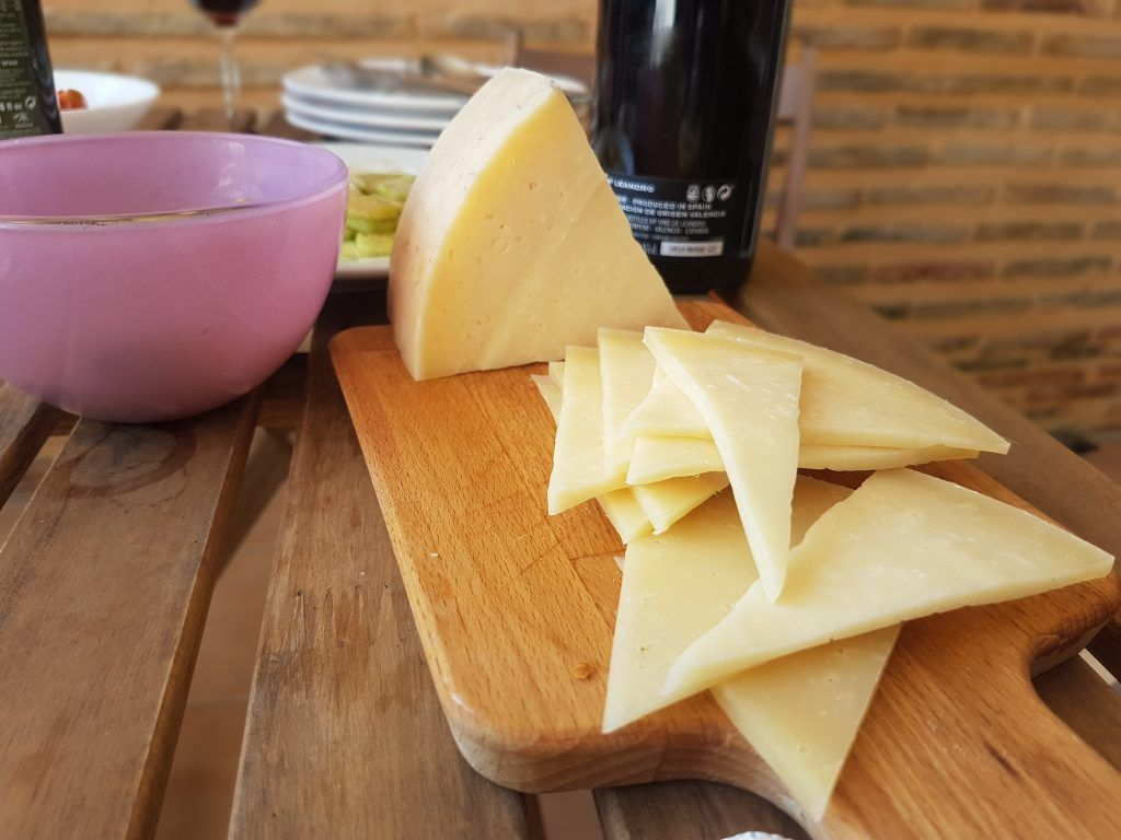 queso gandia