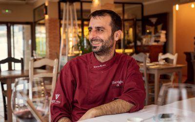 Comer en el Nou Cavall Verd, la cocina de Miralles está más potente que nunca