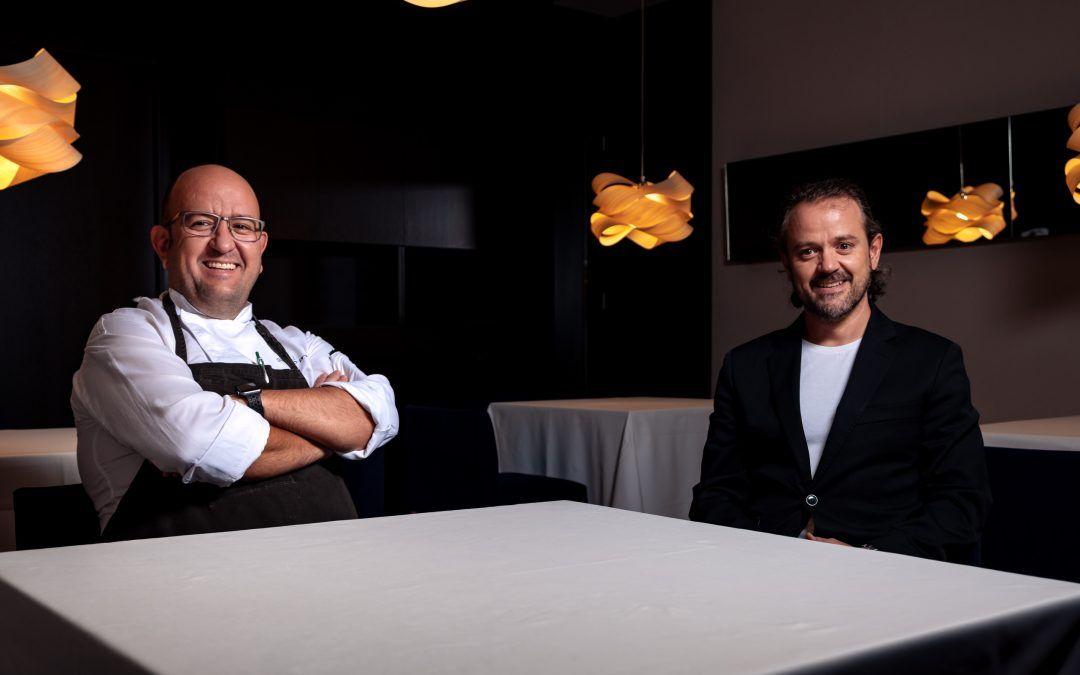 SENTS: Santi y Ximo Prieto están haciendo en Ontinyent posiblemente el mejor menú vegano de las Comarcas Centrales valencianas. ¡Cereales, hortalizas y hongos se combinan magistralmente en un menú de estrella!
